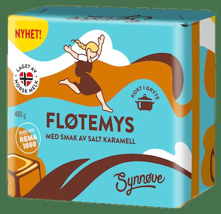 Fløtemys Salt Karamell