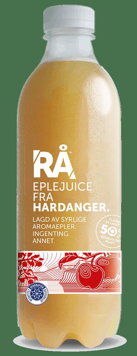 RÅ Norsk Eplejuice fra Hardanger