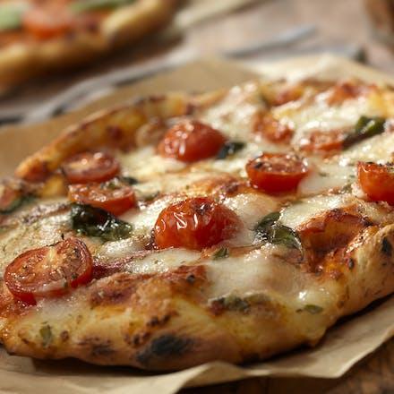 Kanskje verdens beste ostepizza