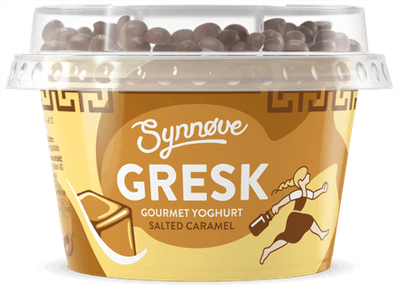 Gresk Gourmet Salted Caramel