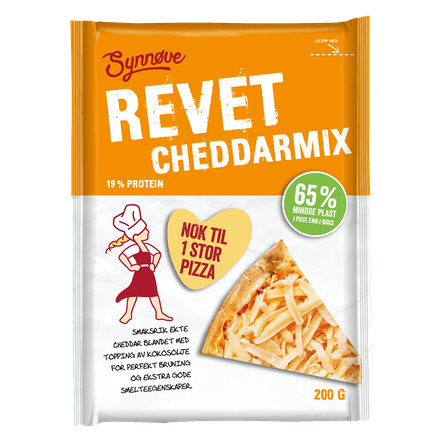 Revet Cheddarmix