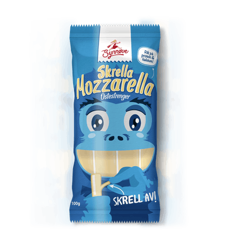 Skrella Mozzarella