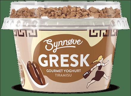 Gresk Gourmet Tiramisu