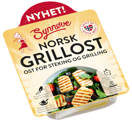 Norsk Grillost
