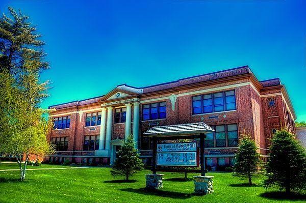 Town of Webb School
