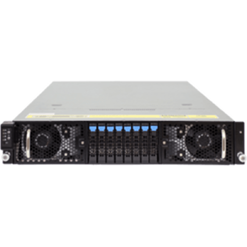 A front-facing view of the Ibex server.