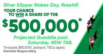 tab betting quaddie approx