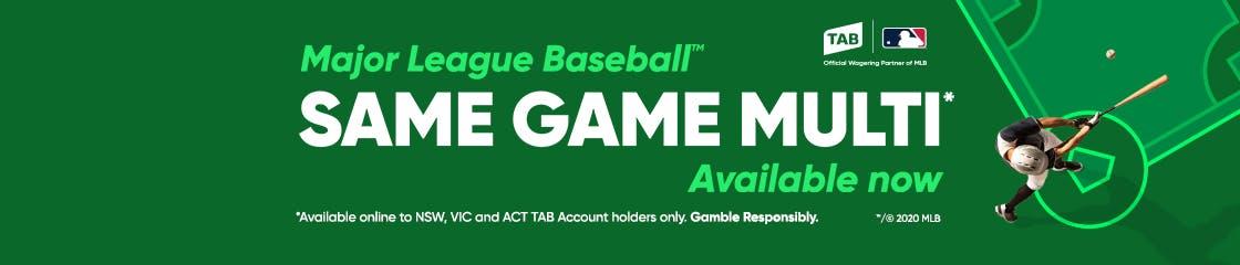 tab baseball betting