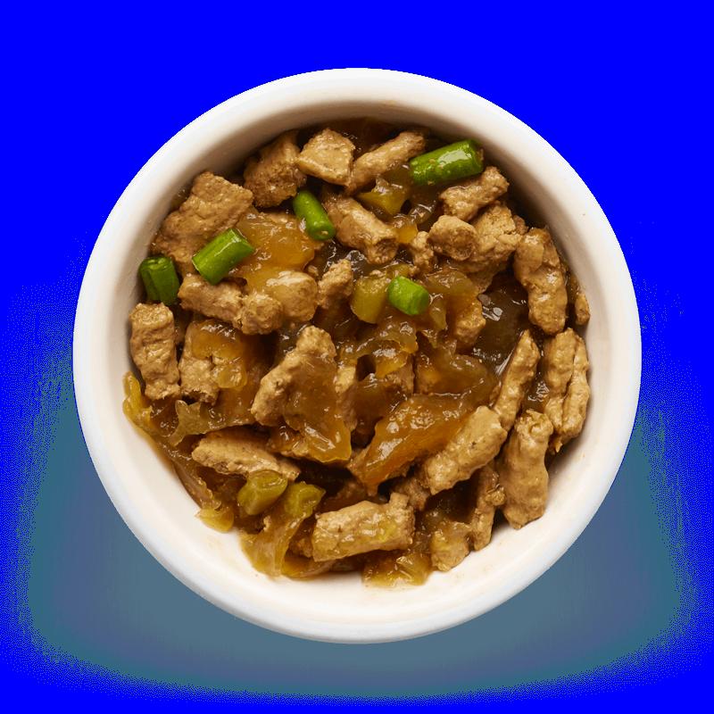 Tails Nassfutter - Hirteneintopf mit Lamm, Gemüse und Rosmarin in leckerer Soße