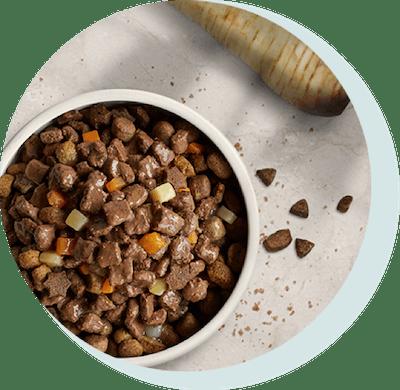 Ergänzendes Nassfutter und köstliche Leckerli