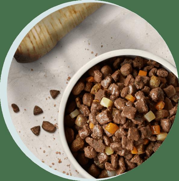 Köstliches Nassfutter
