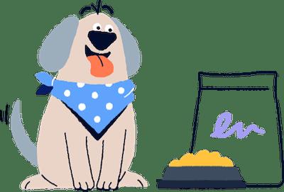 Mit natürlichen Zutaten für ein gesundes Hundeleben