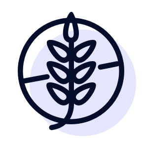 Grain-free icon