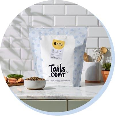 image of food bag and food