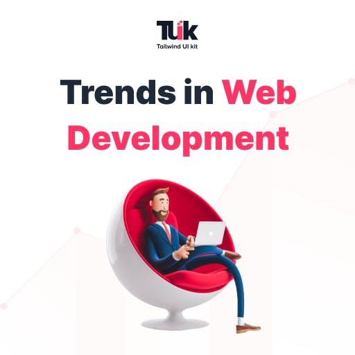 Trends in Web Development 2021 main image
