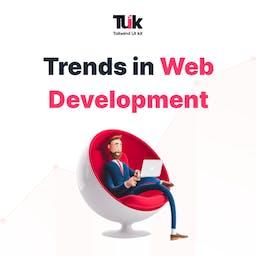Trends in Web Development 2021 Blog
