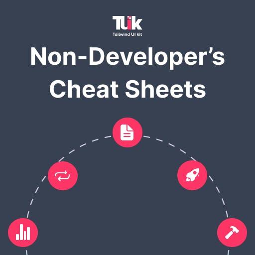 Non-Developer's Cheat Sheets Main Image