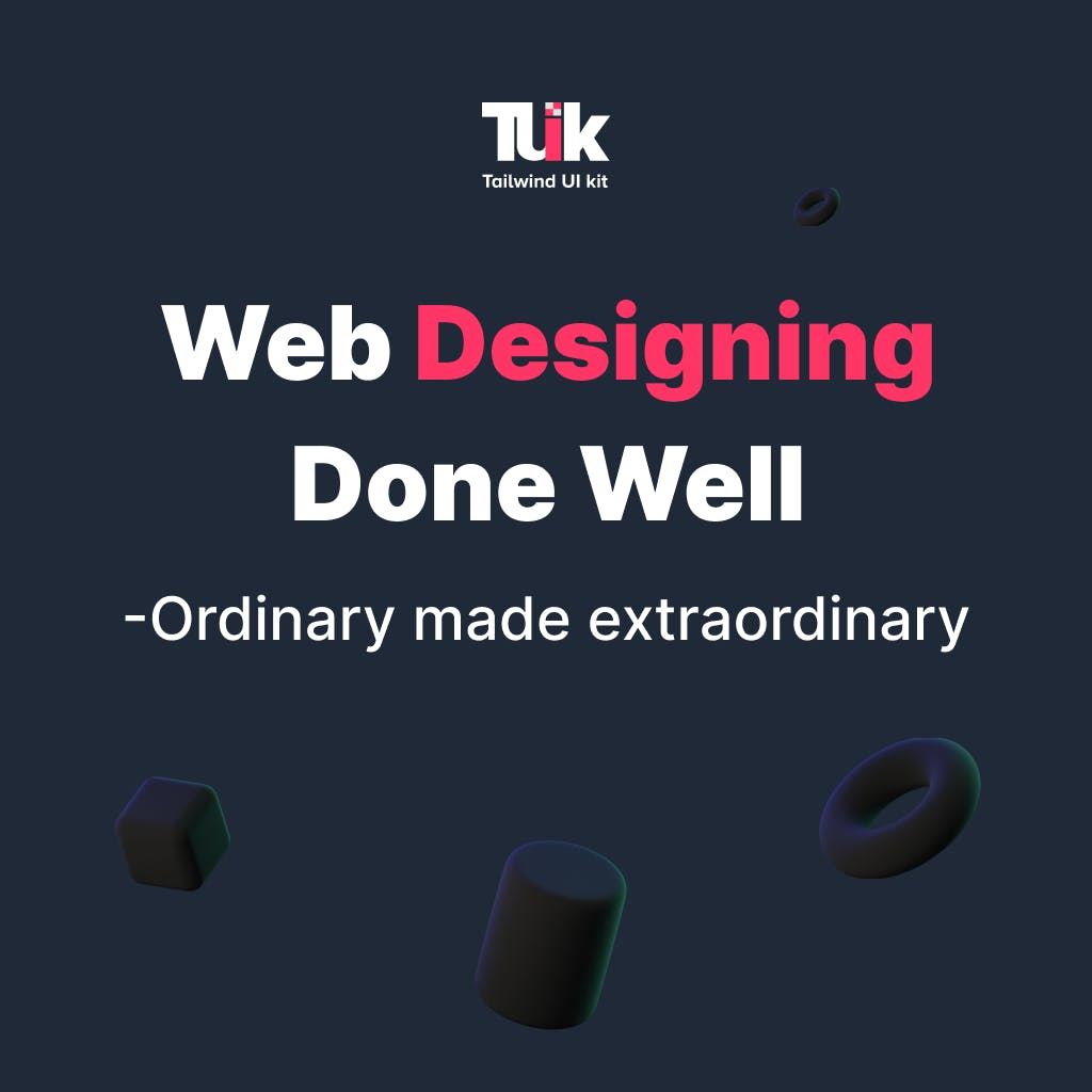 Web Designing Done well main image