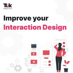 Improve your Interaction Design Blog