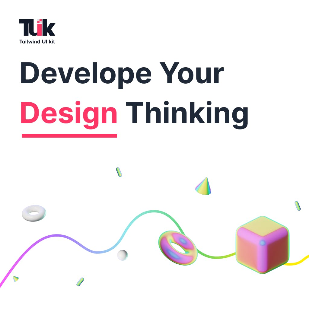 Develop your design thinking main image