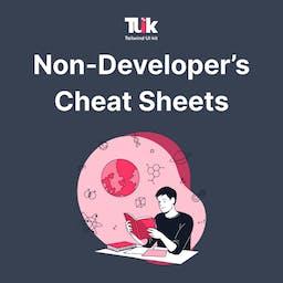 The Non-Developer's Cheat Sheets Blog