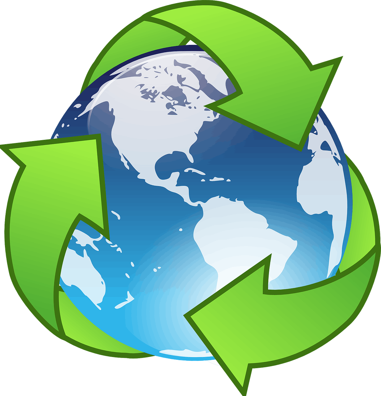 image showing recycling