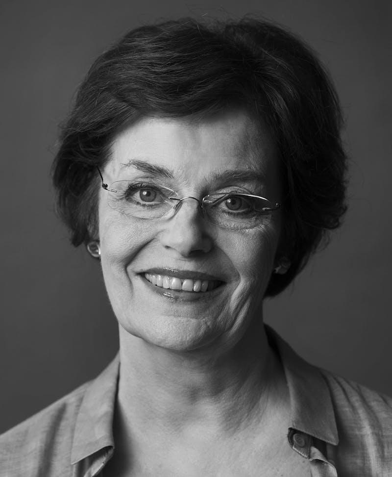 Margrét S. Björnsdóttir, Corp. Social Responsibility & Admin
