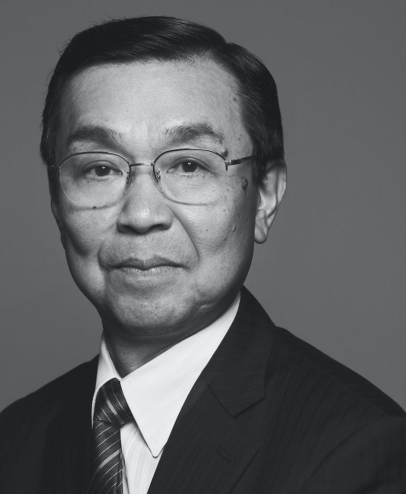Dr. Katsushige Gomi