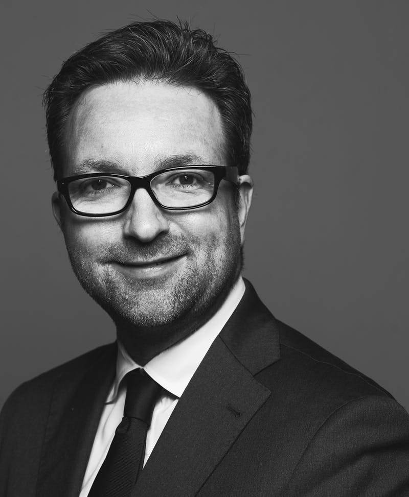 Johan Westbald, Advisor, Pharmaceutical
