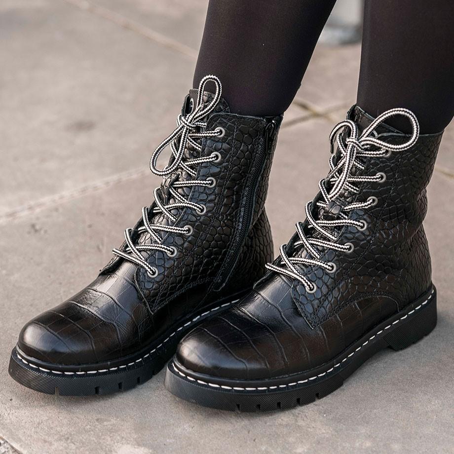 Kroko Stiefel, Sneaker & Pumps online kaufen Tamaris