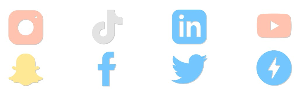 8 social media platforms that publish stories