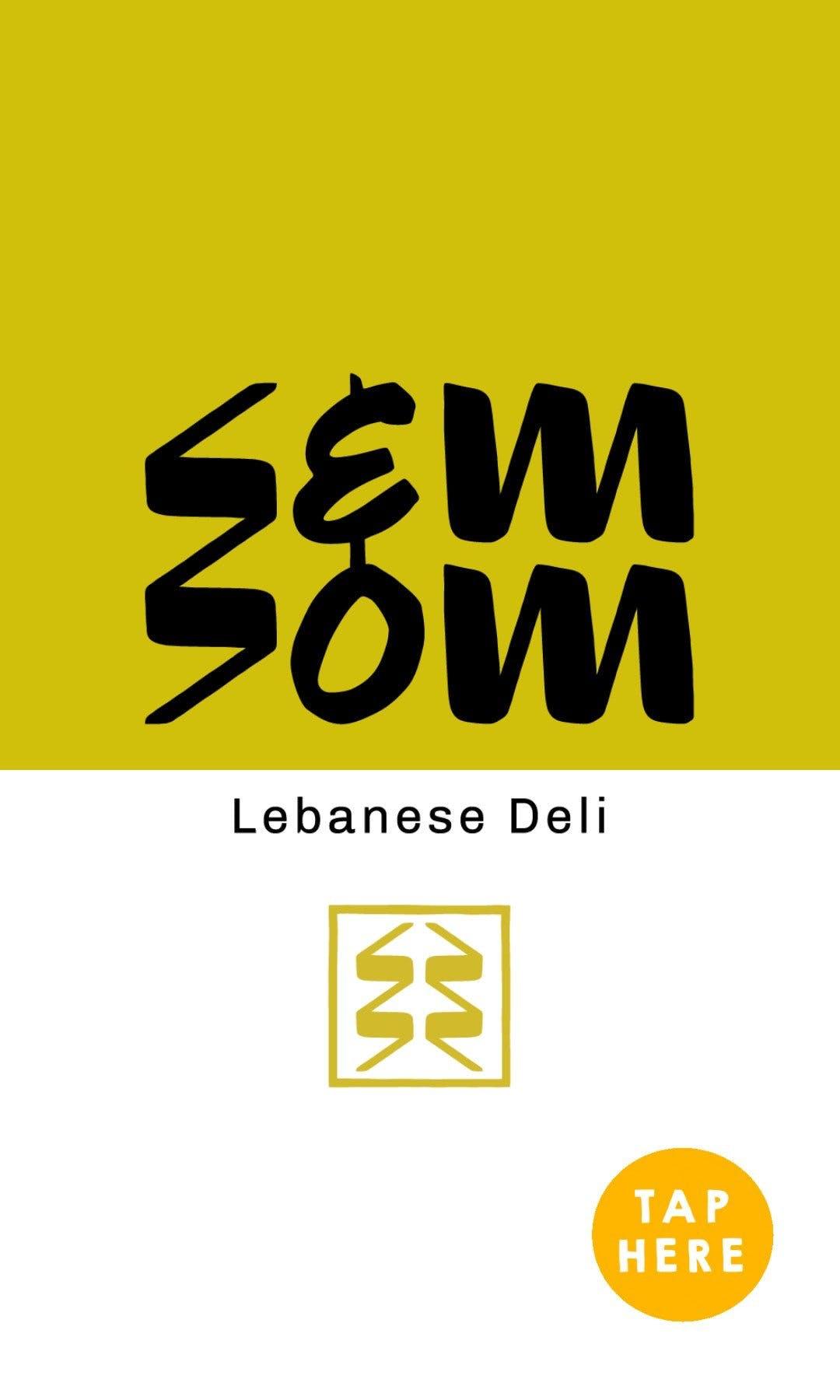 Sem Som restaurant web story menu
