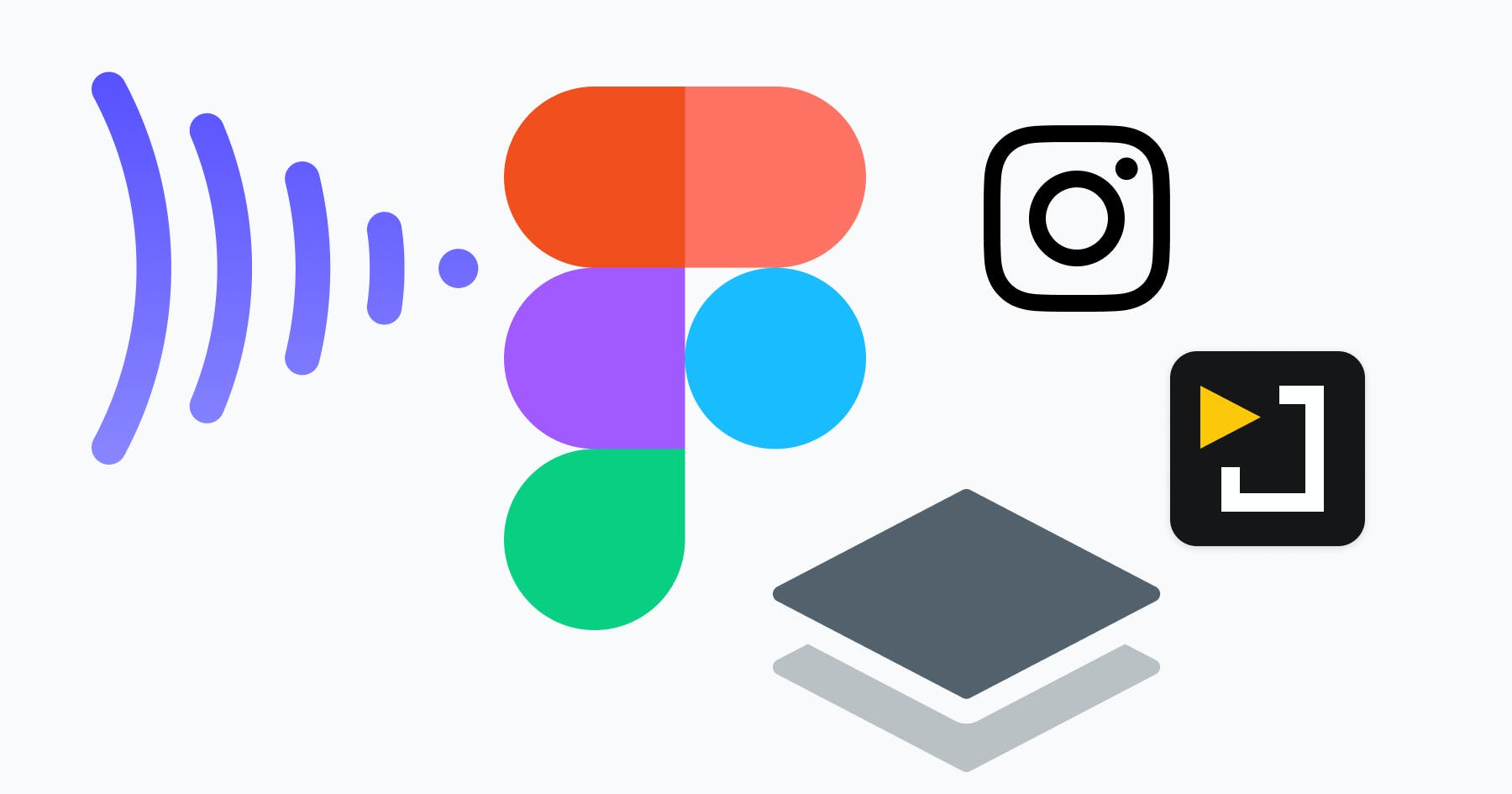 Figma, Instagram, Tappable video converter and buffer are easy tools to produce Stories
