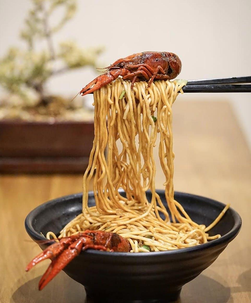 Wuhan Noodle 1950 Toronto