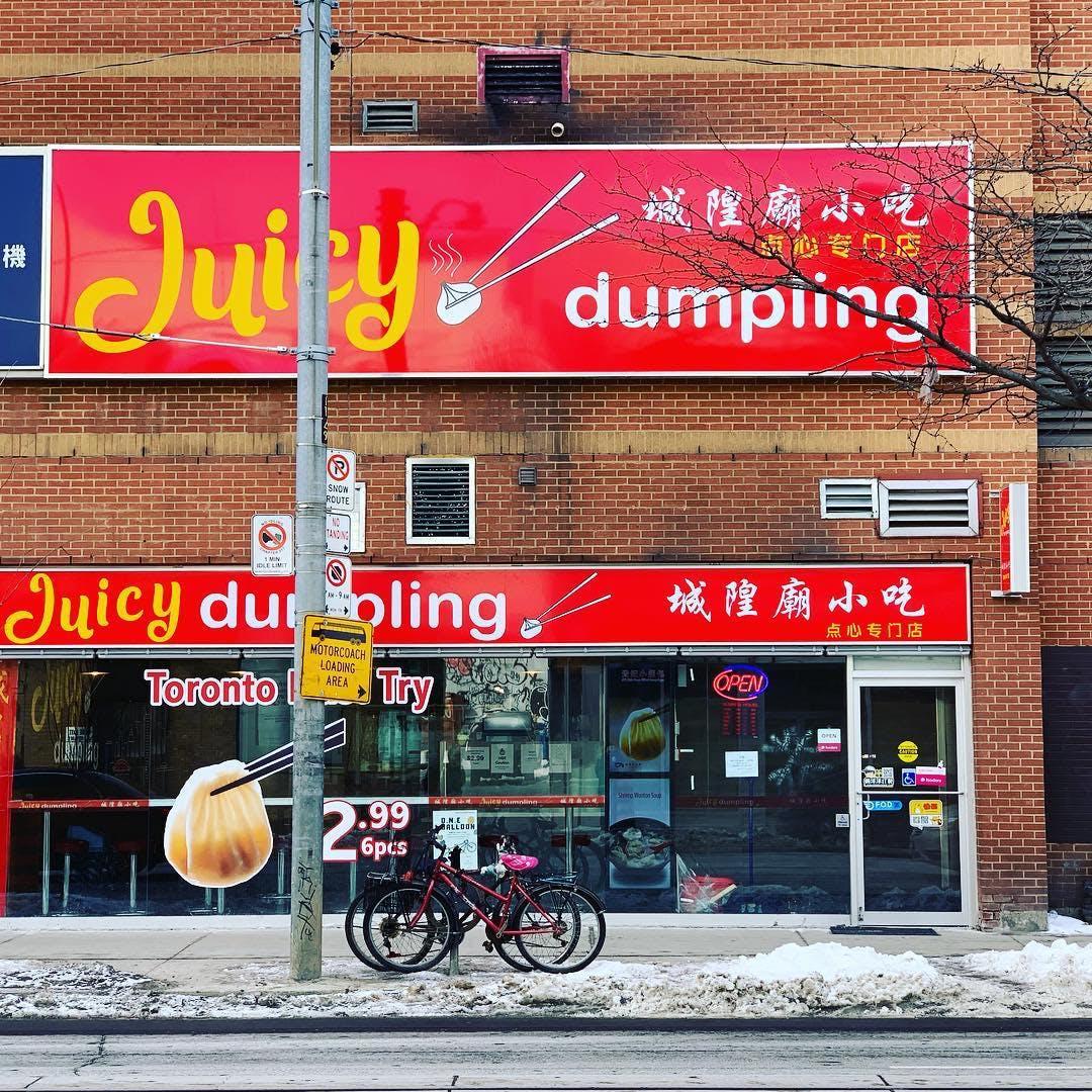 Dumpling Restaurant in Chinatown