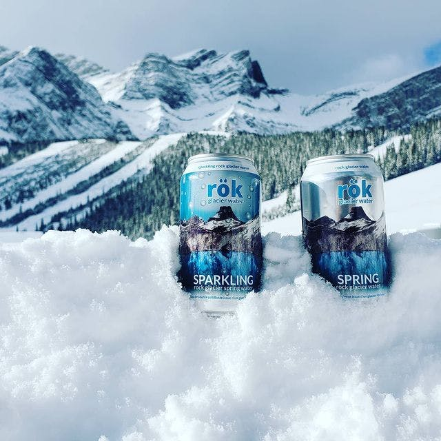rök Glacier Water brings a taste of the Rockies to Ontario