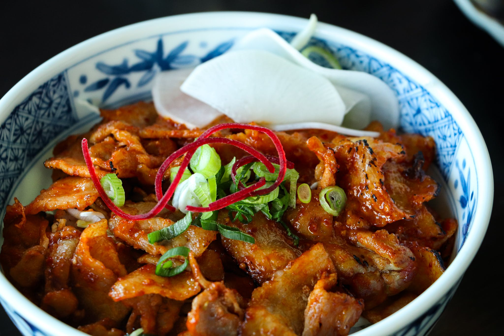 Spicy Buta Don