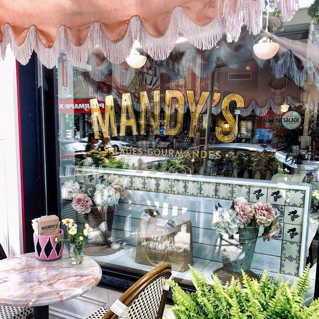Mandy's