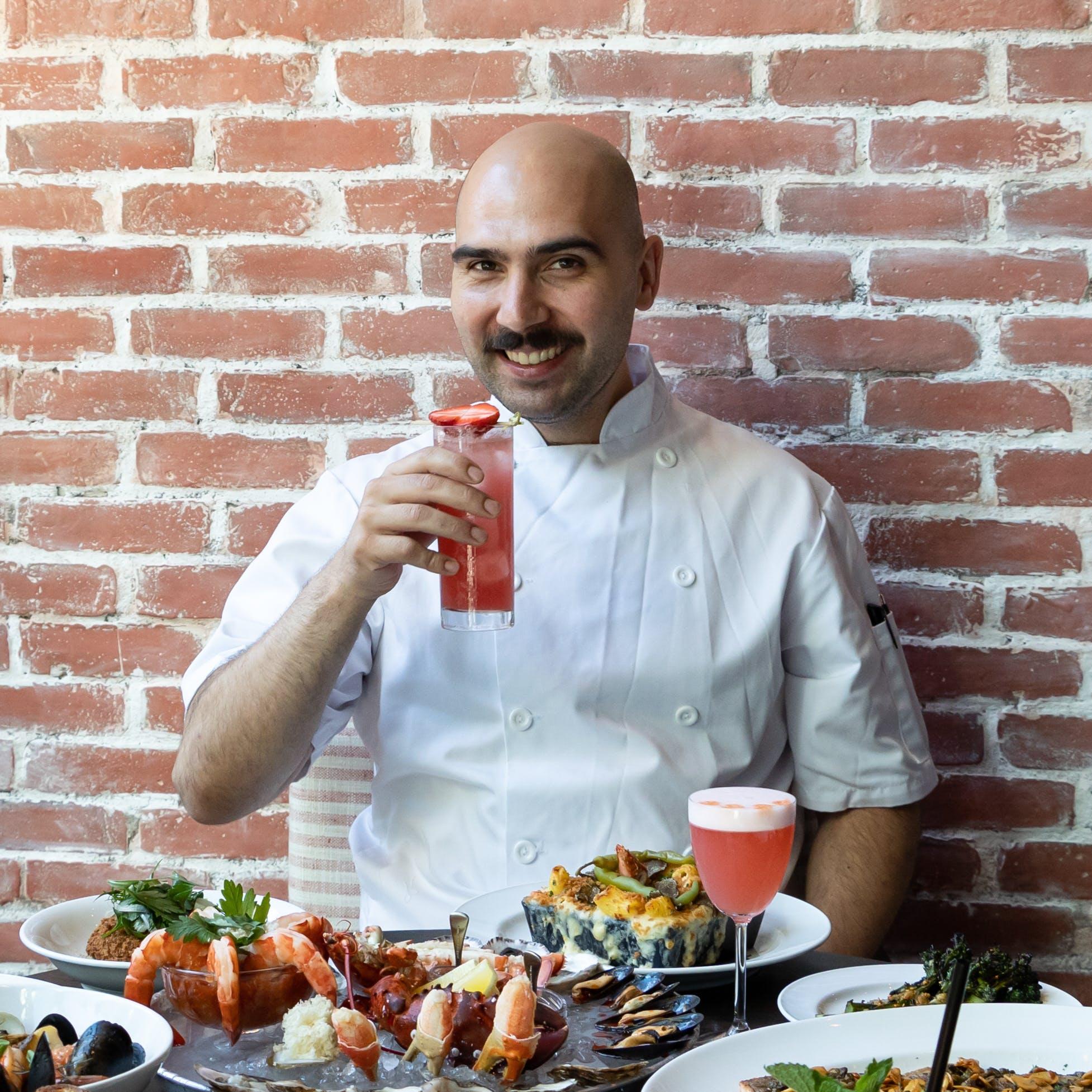 Restaurant Head Chef Michali Eleftheroglou