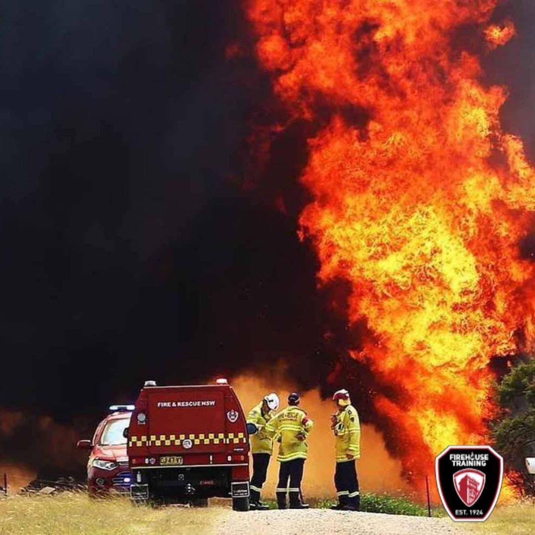 Australia Wildfire Grand Tasting