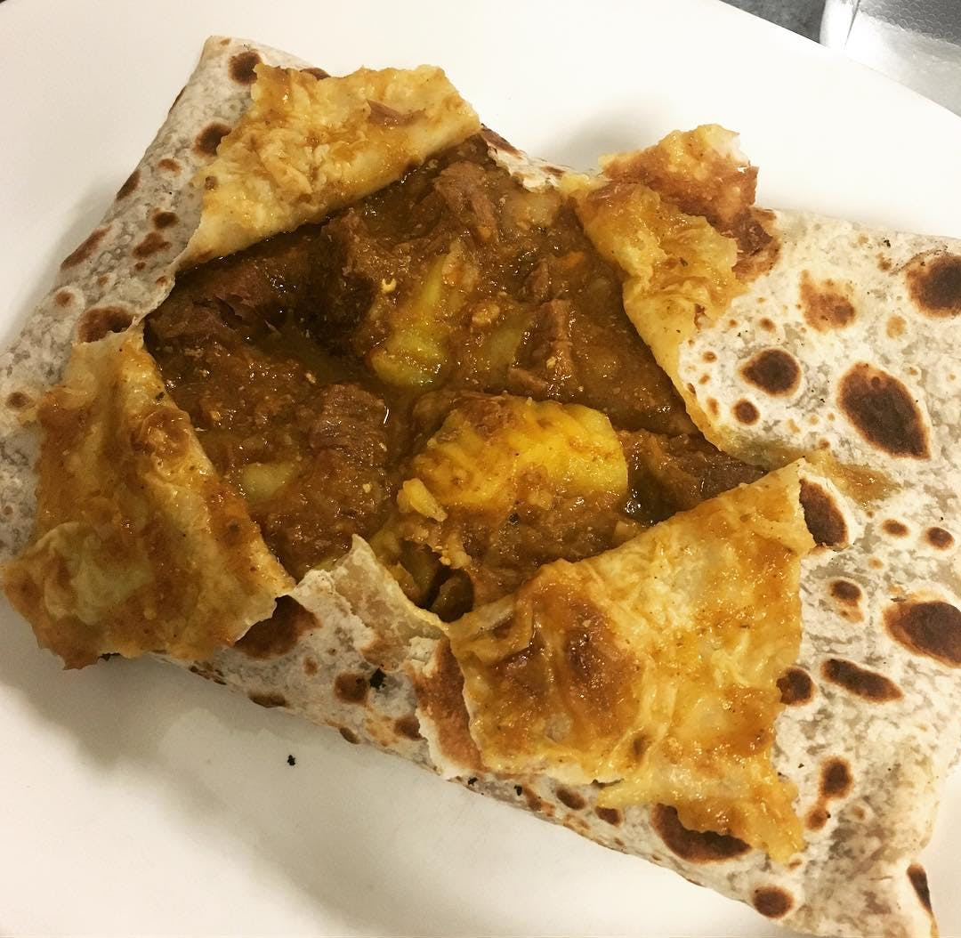 Roti Cuisine of India
