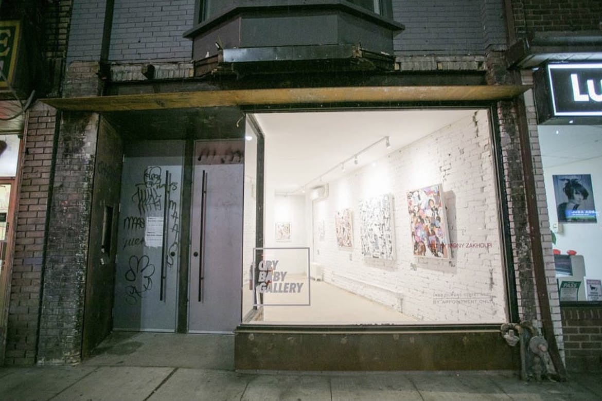Prohibition-esque Bar Opens Behind an Art Gallery