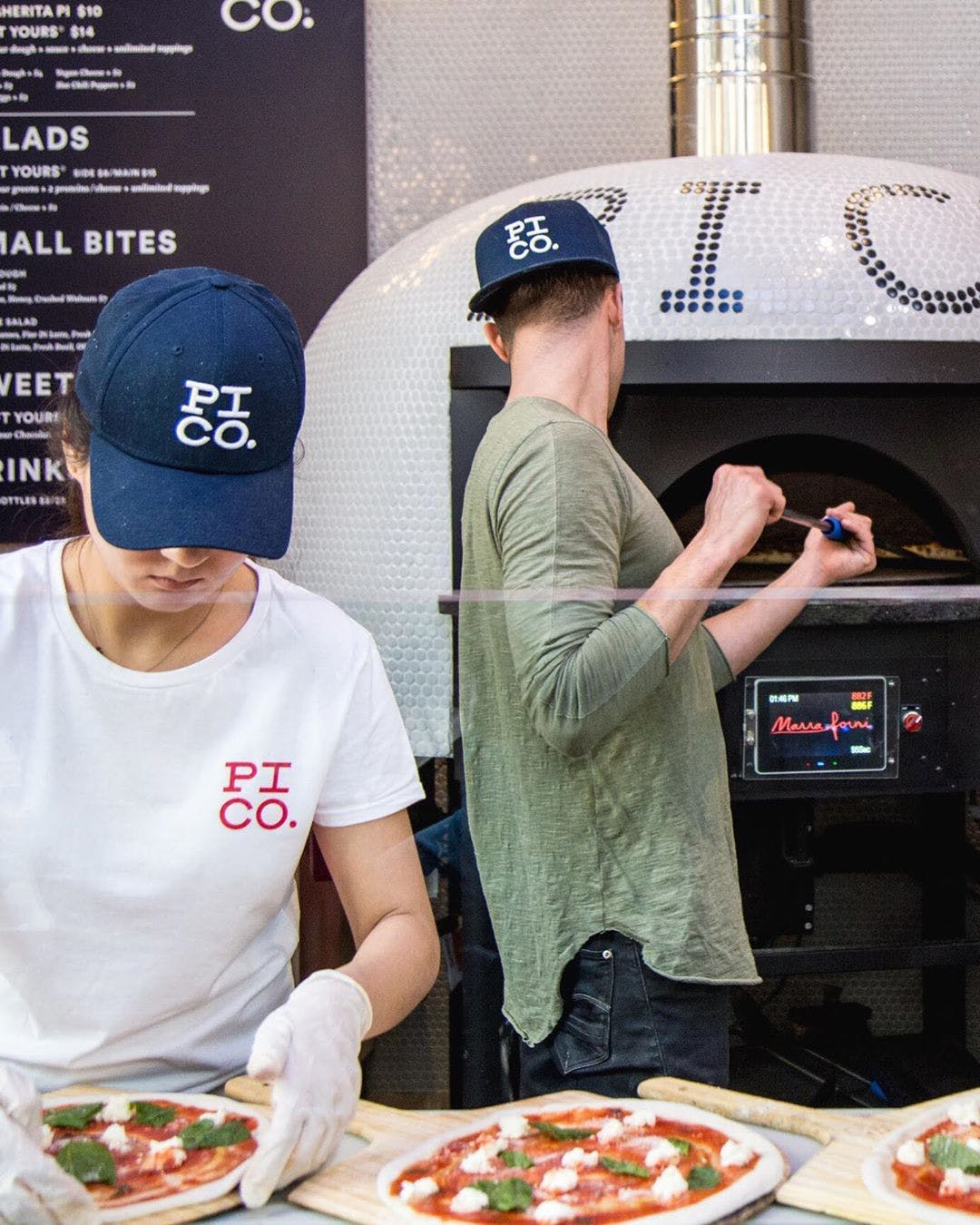 Pi Co Pizza Toronto