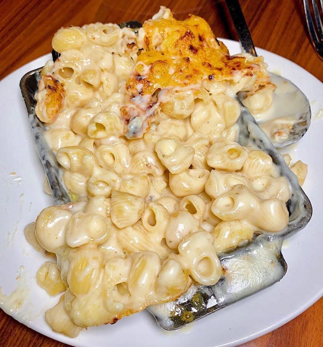 STK's Mac & Cheese