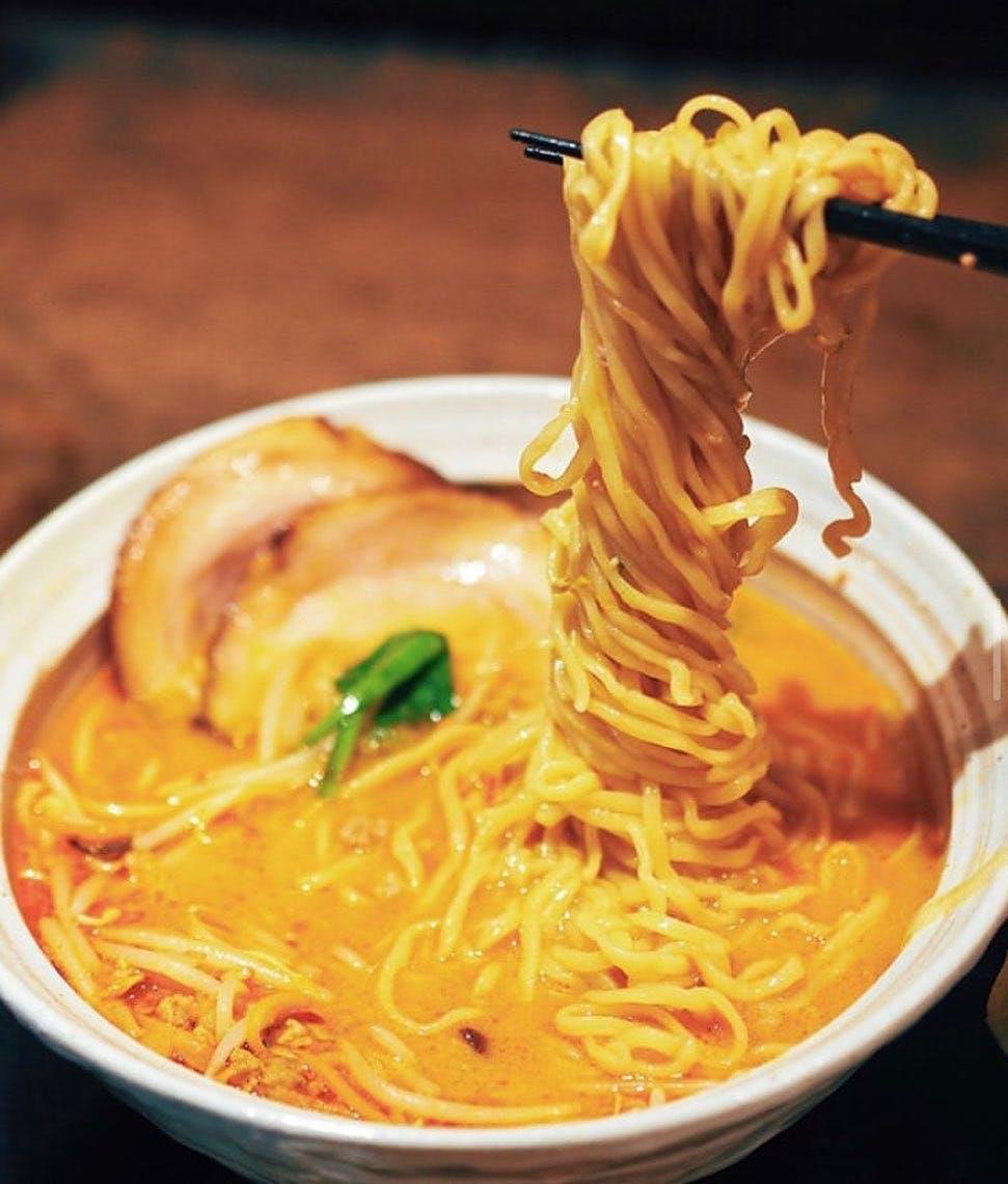 Isshin Ramen with Pork Belly Cha Shu