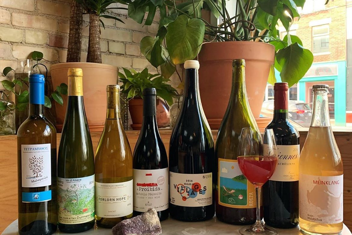 10 Spots to Drink Natural Wine