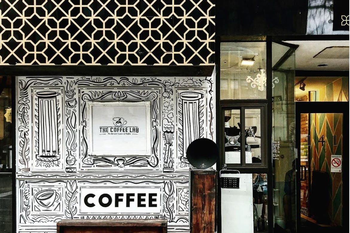 The Coffee Lab closes its doors permanently