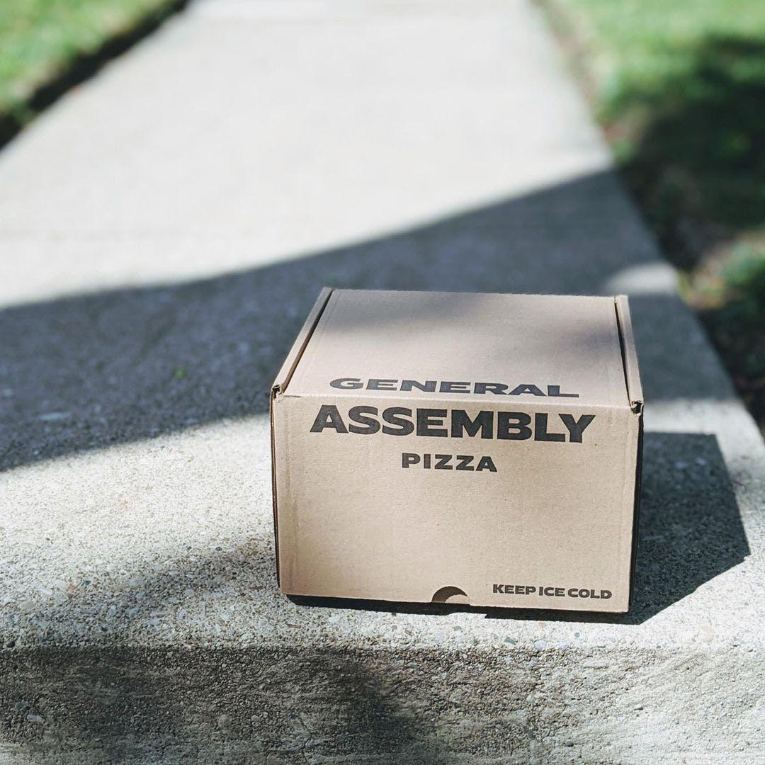 General Assembly Pizza, GA Pizza Club