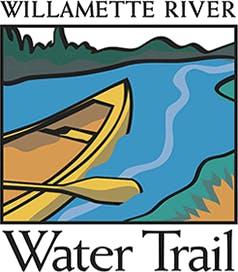 Willamette River Trail Logo