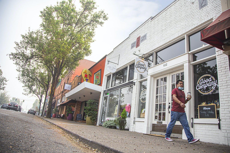 Good Company Cheese Bar & Bistro - Downtown Newberg, Oregon